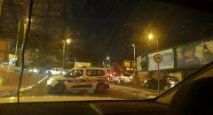 الشرطة تعالج جسم مشبوه بالقرب من مفترق الرامة