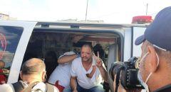 بالفيديو: إعتداء وحشي على النائب عوفر كسيف من قبل الشرطة خلال مظاهرة في حي الشيخ جراح بالقدس