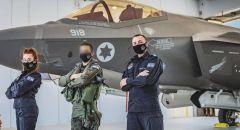 طائرات إسرائيلية تشارك في مناورات دولية استعدادًا لمواجهة ايران
