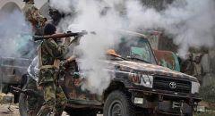 """ليبيا.. آمر """"كتيبة الضمان"""" يسلم نفسه للأجهزة الأمنية"""