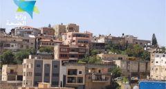 مسعفون على دراجات نارية من نجمة داوود الحمراء سيوزعون الأدوية على سكان قريتي  دير الأسد والبعنة