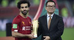 صلاح يتحدث للمرة الأولى عن إنجازه التاريخي مع ليفربول