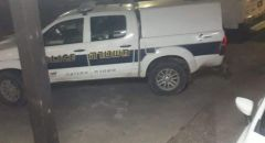 الشرطة تعتقل مشتبه من قرية البياضة بشبهة اطلاق النار على مركبة احد سكان المشيرفة