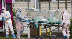 مستشفى ايخيلوف:  وفاة مريض بالكورونا دون اي امراض مزمنة