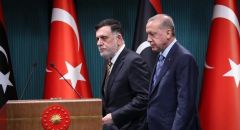 تركيا تعمل على إنشاء قاعدتين عسكريتين جديدتين في ليبيا