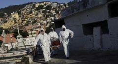 وفيات كورونا في العالم تتجاوز مليونين ونصف المليون