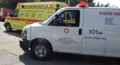 حادث طرق قرب الزرازير يسفر عن 5 اصابات متفاوتة