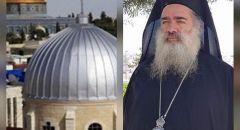 """سيادة المطران عطا الله حنا : """" الفلسطينيون لن يرفعوا الراية البيضاء ومن يظن ذلك فهو مخطىء في تقديره """""""