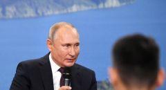 بوتين: محصول الحبوب من جديد أكثر من 120 مليون طن