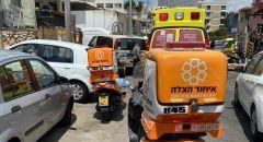 قطع يد عامل أثناء عمله بمصنع  في تل ابيب