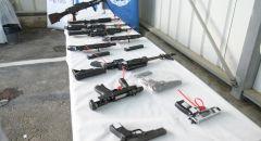 عميل سري يوقع ب 27 مشتبها بشبهة تجارة الاسلحة