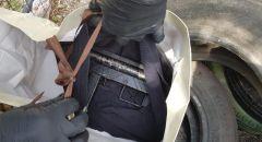 إعتقال شاب من جت المثلث بشبهة حيازة أسلحة ومخدرات خطرة
