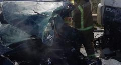 مصرع رجل جرّاء حادث طرق عند مفرق اريئيل