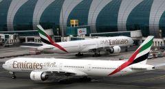160 إسرائيليا عالقين في مطار دبي
