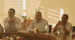 سخنين تعقد اجتماع طارئ في اعقاب اوامر الهدم الادارية الجديدة بخصوص بناء مخازن للإستعمال الزراعي