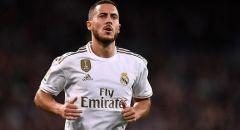 ريال مدريد يؤكد إصابة هازارد في فخذه الأيمن