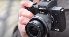 شركة Canon تعلن عن أحدث كاميراتها لهواة التصوير الاحترافي