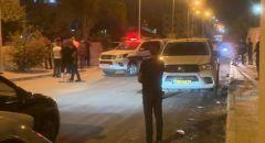 إصابة رجل (60 عامًا) إثر اطلاق رصاص في جلجولية