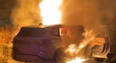 قلنسوة : اضرام النار بسيارة رئيس البلدية
