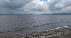 بحيرة طبريا: ارتفاع منسوب المياه بـ 0.5 سم