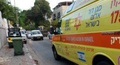 إصابة عامل جراء سقوطه عن علو بورشة بناء في تل أبيب