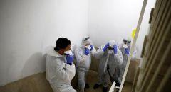 وزارة الصحة : 24780 اصابة فعالة بالكورونا في البلاد و 612 وفيات