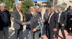 انطلاق فعاليات الذكرى الـ45 ليوم الأرض الخالد: زيارة أضرحة الشهداء وعائلاتهم في سخنين