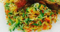 للحصول على أرز ملون للمندي.. اتبعي الطرق التالية