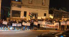 يافا وحيفا تتظاهر نصرةً للضحايا الذي تم قتلهم من قبل الشرطة