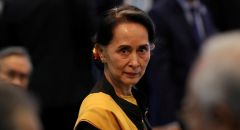 """ميانمار.. حزب """"الرابطة الوطنية للديمقراطية"""" يطالب بالإفراج عن رئيس البلاد ورئيس الحكومة والمحتجزين"""