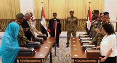 مجلس السيادة  السوداني يقر بالإجماع إقالة وزير الصحة