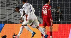 ريال مدريد يسحق ليفربول بثلاثة أهداف مقابل هدف وحيد