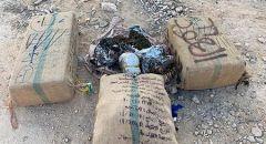 الجيش يفشل محاولة تهريب مخدرات بمليوني شيقل من مصر