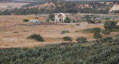 السلطات الإسرائيلية تدعو المستوطنين عند الحدود مع الأردن إلى البقاء في منازلهم عقب الاشتباه بتسلل