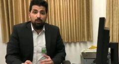 فراس زغيّر مناشدًا المقدسيين: المرض مش حرام إطلعوا إفحصوا