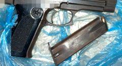 اعتقال شاب من الناصرة بشبهة حيازة سلاح