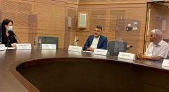 بمبادرة النائب جبارين: لجنة العلوم والتكنولوجيا تناقش الفروقات الرقميّة ما بين العرب واليهود