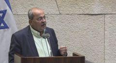 النائب احمد الطيبي: يجب اعادة النظر في فاعلية اجراءات الاغلاق وملائمتها في البلدات العربية