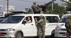 """الجيش اللبناني يقبض على 18 لبنانيا وسوريا في عرسال مرتبطين بـ""""داعش"""""""