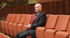 الهيئة العامة للكنيست تودع المستشار القضائي إيلان يانون