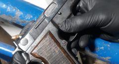 تصريح مدع ضد مشتبهين من زلفة بشبهة حيازة سلاح غير قانوني