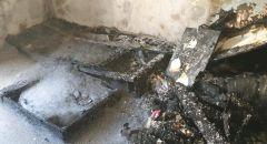 المكر: تخليص عالقين جراء اندلاع حريق في منزل