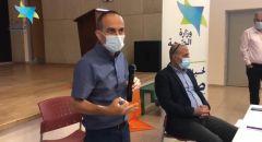 """إثر ارتفاع نسبة العدوى- جامزو يطالب بوقف زيارة مناطق """"أ"""" و """"ب"""" في الأراضي الفلسطينية"""