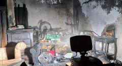 جديدة المكر: اندلاع حريق بمخزن وحدة سكن
