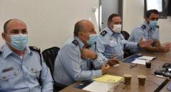الشرطة تستنفر بعد حادثة إطلاق الرصاص على دورياتها في طوبا الزنغرية