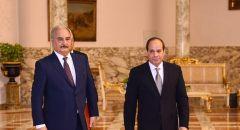 """مجلس النواب بطرابلس يدعو حكومة الوفاق للرد على """"تهديدات"""" السيسي"""
