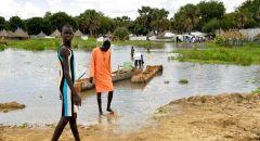 الأمم المتحدة تؤكد تشريد 600 ألف شخص إثر فيضانات في جنوب السودان