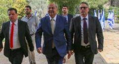 اتفاق على خوض الانتخابات بقائمة ثلاثية يجمع بين الجبهة والتجمع والعربية للتغيير
