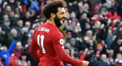 محمد  صلاح رابع نجوم كرة القدم أجرا في العالم خلال 2020