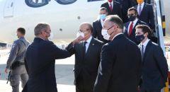 وفد بحريني رفيع المستوى برئاسة وزير الخارجية يصل إلى إسرائيل